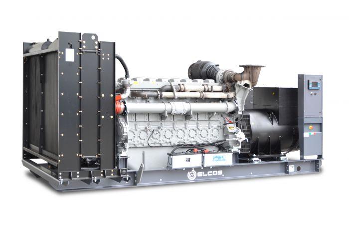 Генераторные установки бензиновые ELCOS версия Open Frame