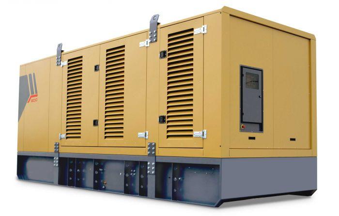 Генераторные установки бензиновые ELCOS версия Super Silent