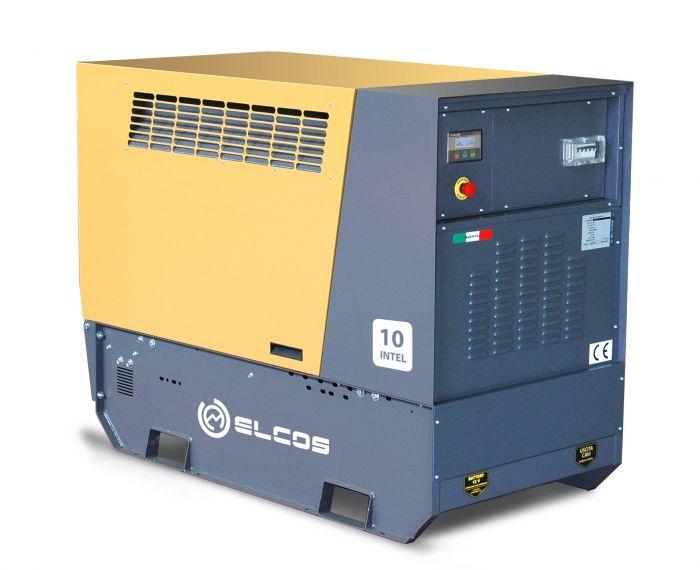 Генераторные установки бензиновые ELCOS Super Silent версия INTEL