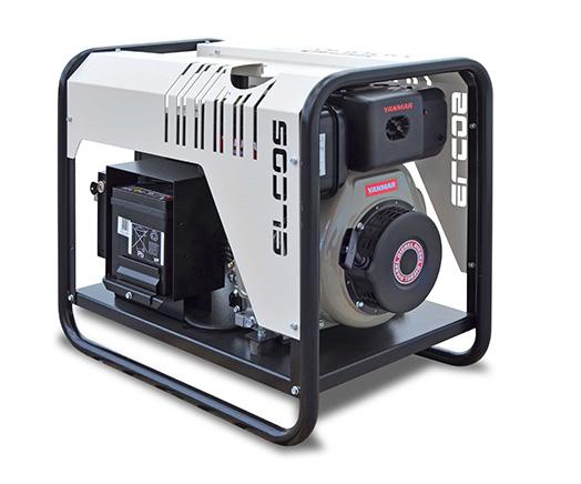 Генераторные установки бензиновые ELCOS Portable версия ECHO
